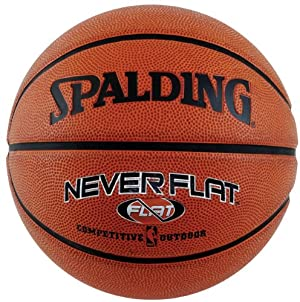Spalding Neverflat Outdoor Basketball - Official Size 7