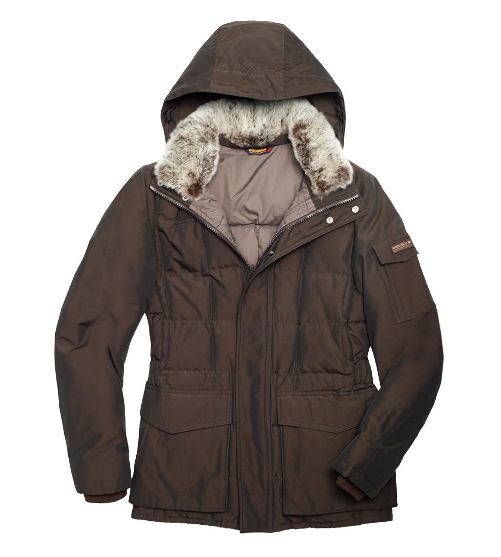Woolrich – Herren Winterjacke (Blizzard Jacket) mit Fell-Besatz online bestellen