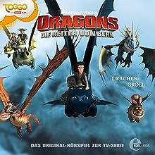Drachengroll (Dragons - Die Reiter von Berk 7) (       ungekürzt) von Thomas Karallus Gesprochen von: Wolf Frass, Konrad Bösherz, Hannes Maurer, Nico Sablik, Karl Schulz