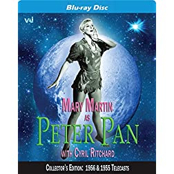 Peter Pan - Starring Mary Martin [Blu-ray) [Blu-ray]