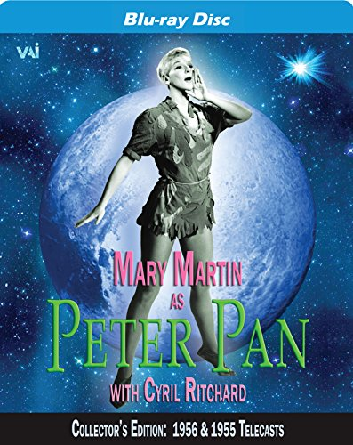 Peter Pan Poised to Fly to Blu-Ray — Mark Robinson Writes