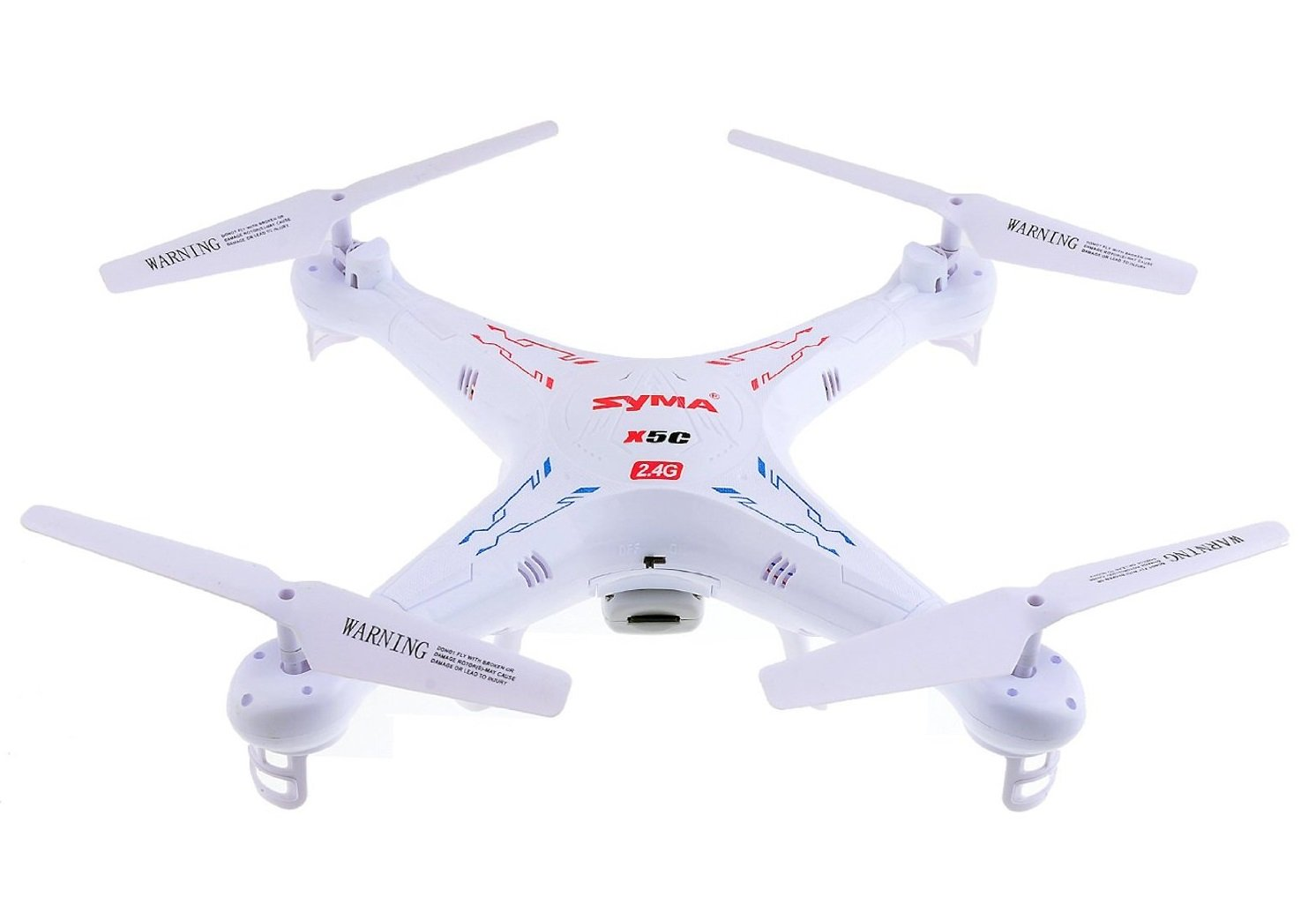 Syma X5C Explorers  6-Axis Gyro RC Quadcopter With HD Camera