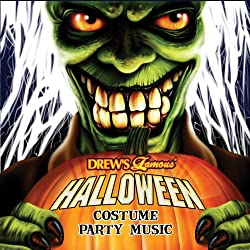 DF HALLOWEEN COSTUME PARTY CD