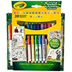 Crayola™ Washable Markers and Activities Kit