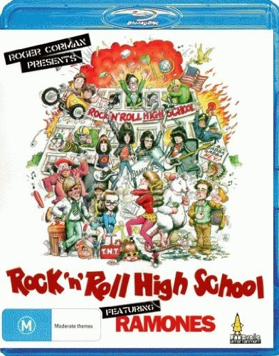 Rock 'N' Roll High School Blu-Ray