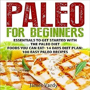 Paleo for Beginners Audiobook