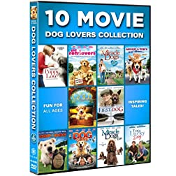 10 Movie Dog Lovers Collection