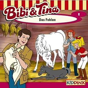 Das Fohlen (Bibi und Tina 1) Hörspiel