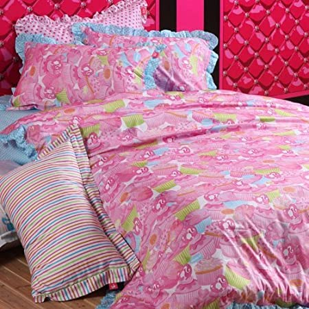 Cupcake Bedding Totally Kids Totally Bedrooms Kids