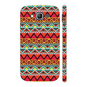 Enthopia Designer Hardshell Case Wild one Back Cover for Samsung Galaxy Grand Prime
