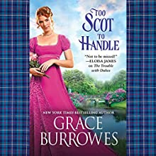 Too Scot to Handle Audiobook by Grace Burrowes Narrated by James Langton