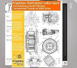 elektromotor selber bauen deine projektbox inkl 431 original patenten bringt dich mit spa ans. Black Bedroom Furniture Sets. Home Design Ideas