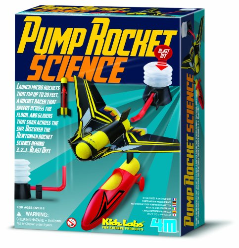 4M Pump Rocket Science - 1