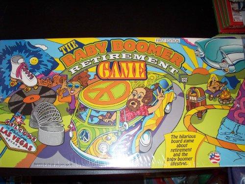 Baby Boomer Retirement Game