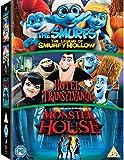 Hotel Transylvania/Monster House/The Smurfs: The Legend Of... [DVD]
