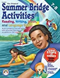 img - for Summer Bridge Activities: 7th to 8th Grades by Graham Ph.D., Leland, Long, Frankie, Ledbetter, Darriel (2006) Paperback book / textbook / text book