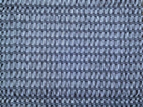 Short Black And White Head Wrap Cotton Gauze Hair Scarf Bandana Turban Chemo Cap front-568393