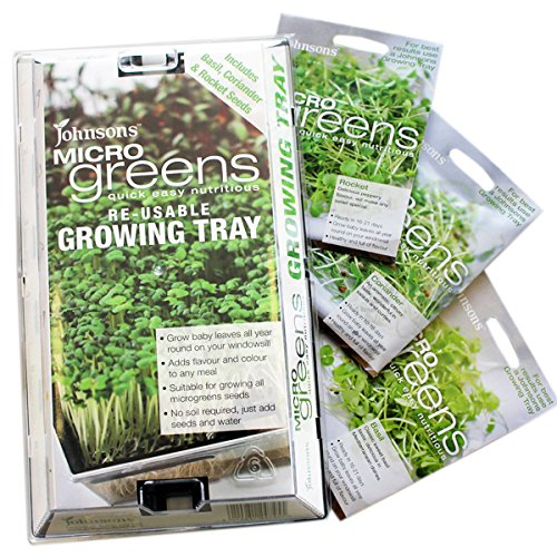 johnsons-24745-microgreens-growing-kit-and-3-packets-of-microgreen-seeds-green