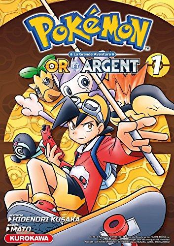 Pokémon Or et Argent - T1