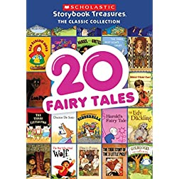 20 Fairy Tales - Scholastic Storybook Treasures