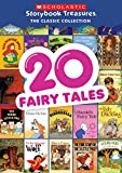 20 Fairy Tales - Scholastic Storybook Treasures