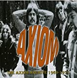 Axiom Archive 1969-1971 (Reis)