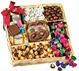 Deluxe Chocolate & Nut Gift Tray