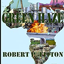 Green Haze Audiobook by Robert P. Fitton Narrated by Robert P. Fitton
