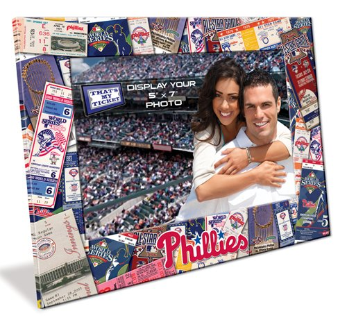 MLB Philadelphia Phillies 5x7 Picture Frames at Amazon.com