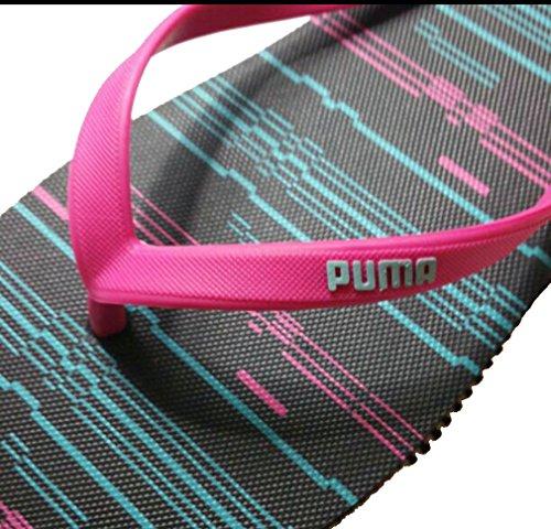 PUMA Womens Sport Comfort Thong Flip Flop Sandals (8)
