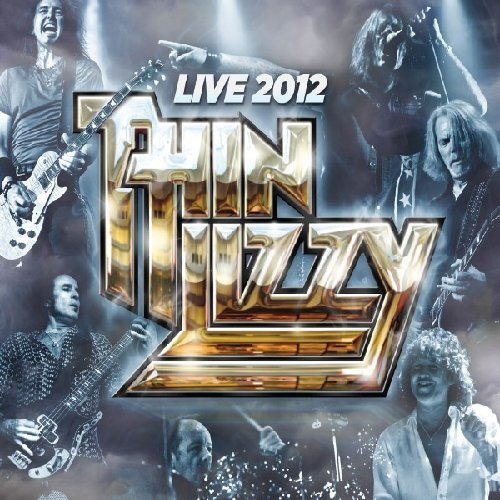Thin Lizzy - Live 2012 O2 Shepherds Bush Empire London