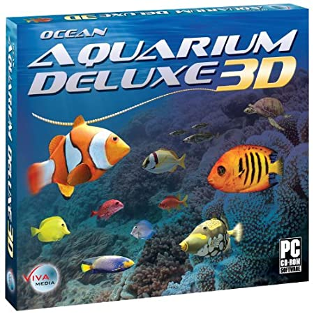 Ocean Aquarium Deluxe 3D (Jewel Case)