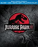 Jurassic Park III (Blu-ray + DVD + Digital Copy + UltraViolet)