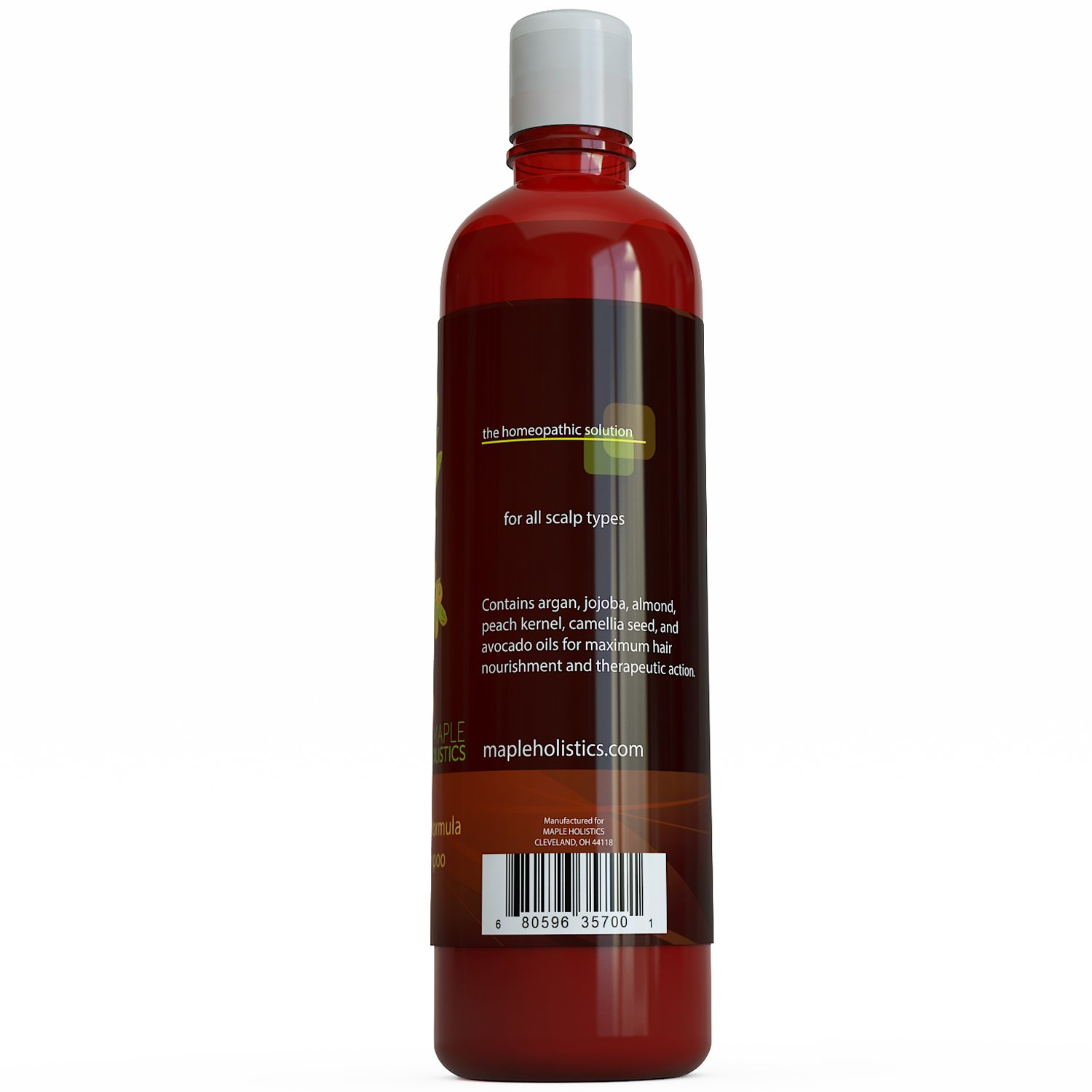 Buy Maple Holistics Argan Oil Shampoo Sulfate Free 8 Oz  With