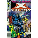 X-Factor #25 : Judgment Day (The Fall of the Mutants - Marvel Comics)