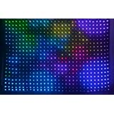 P10 2x5M LED Video Drape for DJ backdrop