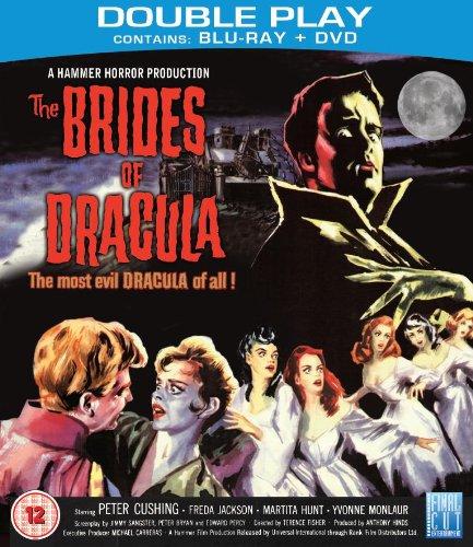 The Brides Of Dracula (Blu Ray + DVD Double Play) [Blu-ray] [Reino Unido]