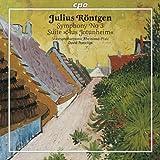 """Julius R�ntgen: Symphony No. 3; Suite """"Aus Jotunheim""""by Rheinland-Pfalz State..."""