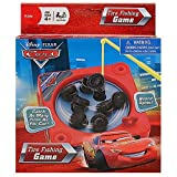 Disney Cars Tire Fishing Game