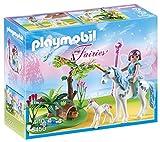Playmobil-Fairies-5450-Fe-Aquarella-Avec-Licornes