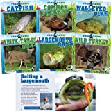 img - for Fish & Game (Fish & Game: Checkerboard Animal Library) book / textbook / text book