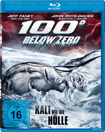 100° Below Zero - Kalt wie die Hölle [Blu-ray]