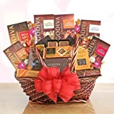 Heavenly Godiva! Deluxe Chocolate Gift Basket