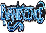 EVANESCENCE Music Band Logo Polo T shirt Patch Sew Iron on Embroidered Badge Sign Costum