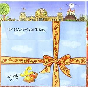 Weltbeste Briefe von Felix: Ein kleiner Hase fliegt um die Welt (Bilder- und Vorlesebüche