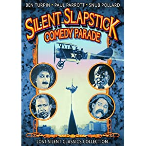 Silent Slapstick Comedy Parade: (Air Pockets / Don&#8217;t Butt In! / Grab the Ghost / The Daredevil)