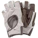 Nike Womens Multi-Purpose Fitness Gloves Grey GX0037-007 Mediumby Nike