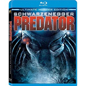 Predator (Ultimate Hunter Edition Blu-ray)