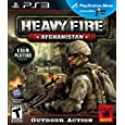Heavy Fire: Afghanistan - Playstation 3