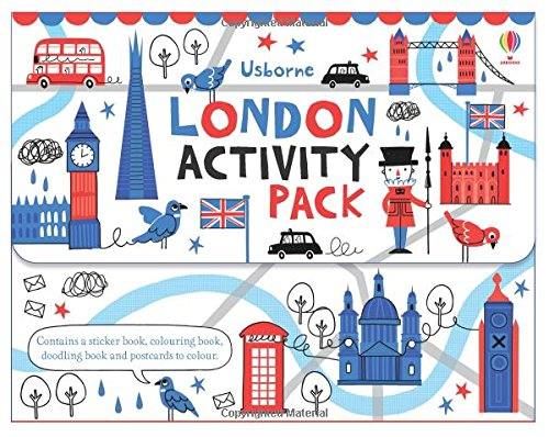 London activity pack (Usborne Carry Case)